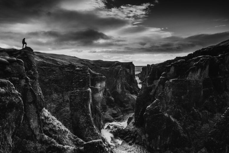 Fjadrargljufur Islandia 26