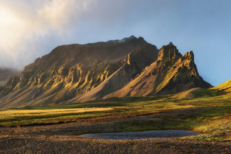 Krajobrazy Islandii 23