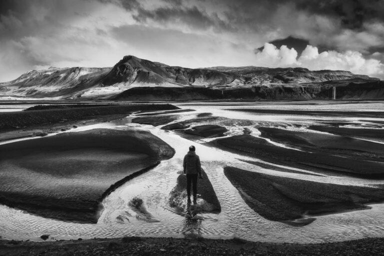 Okolice Seljalandsfoss Islandia 35