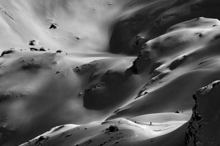 Samotny skiturowiec 08