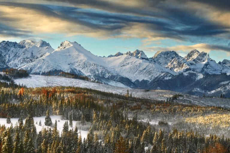 Zimowy Poranek na Lapszance 03