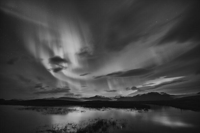 Zorza Polarna Islandia 37