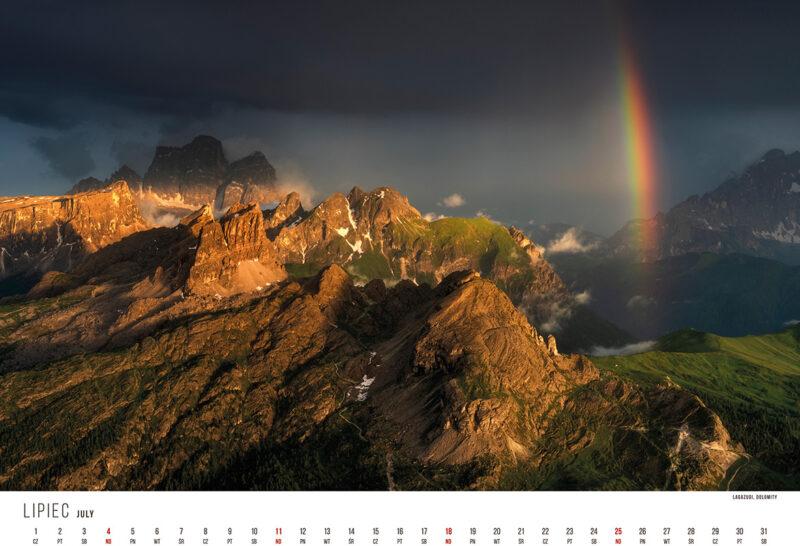 kalendarz 2021, kalendarz marcin kęsek, kalendarz krajobrazowy, kalendarz górski 2022, polskie krajobrazy kalendarz, autorski kalendarz, kalendarze ścienne 2022, kalendarz ścienny dolomity, kalendarze krajobrazowe, kalendarze Marcina Kęska,