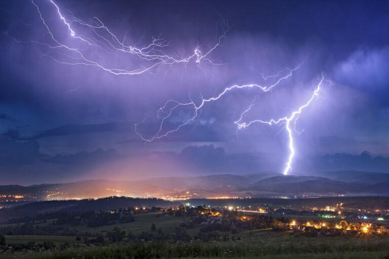 Burza nad Gorcami 02