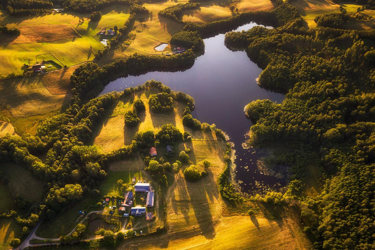 fotografia z drona, marcin kesek fotograf krajobrazu, fotografia krajobrazowa, wydruki wydruki zdjec, wydruk na sciane, pejzaz polski, fotografia z powietrza
