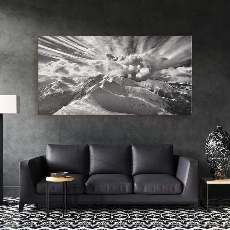 marcin kesek fotograf krajobrazu, wydruki krajobraz, panorama kasprowy wierch, tatry zdjecia, kasprowy wierch